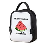 Watermelon Junkie Neoprene Lunch Bag