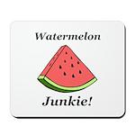 Watermelon Junkie Mousepad