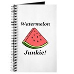 Watermelon Junkie Journal