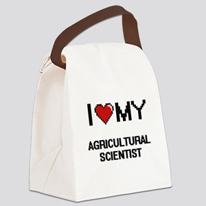 I love my Agricultural Scientist Canvas Lunch Bag