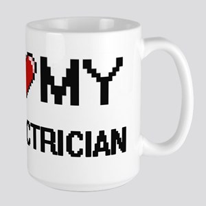 I love my Electrician Mugs