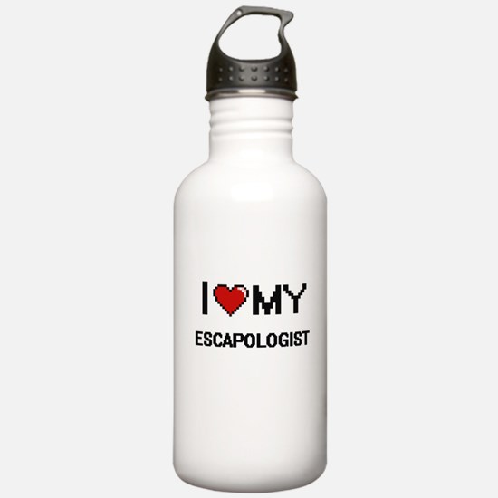I love my Escapologist Water Bottle