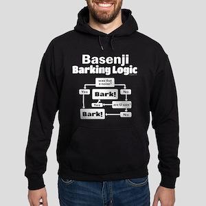 Basenji Logic Hoodie (dark)