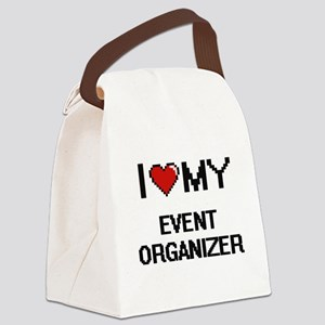 I love my Event Organizer Canvas Lunch Bag