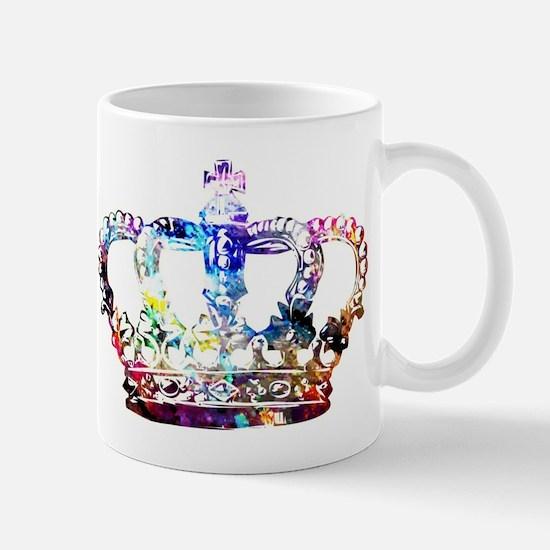 Unique Crown Mug