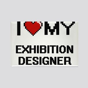 I love my Exhibition Designer Magnets