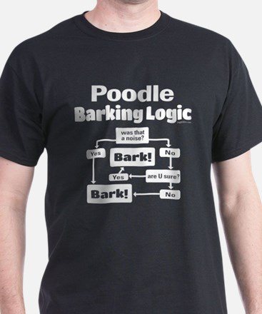 Poodle Logic T-Shirt