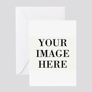 Your Photo Here Design Greeting Cards