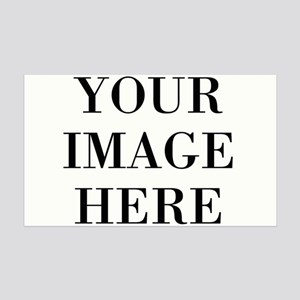 Your Photo Here Design Wall Decal