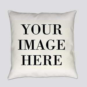 Your Photo Here Design Everyday Pillow