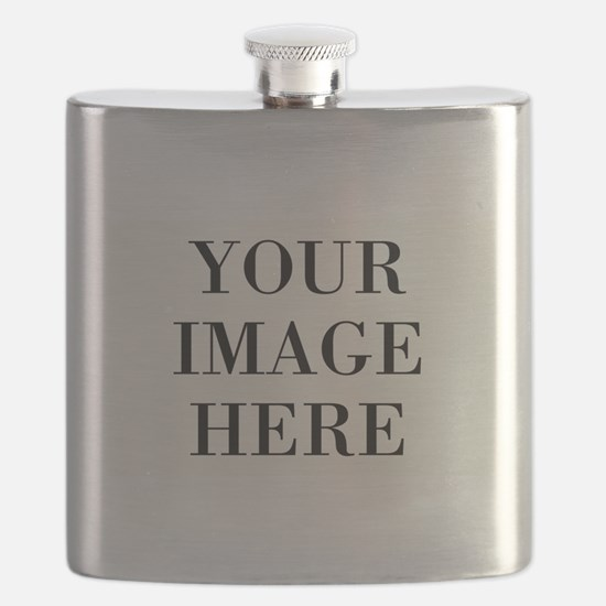 Your Photo Here Design Flask