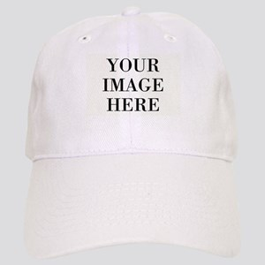 Your Photo Here Design Baseball Cap