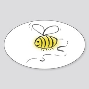 Bee Zoom Sticker