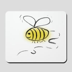 Bee Zoom Mousepad