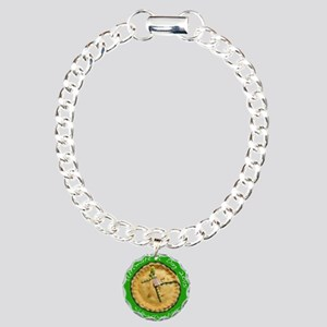Ultimate Pi Day 2015 Charm Bracelet, One Charm