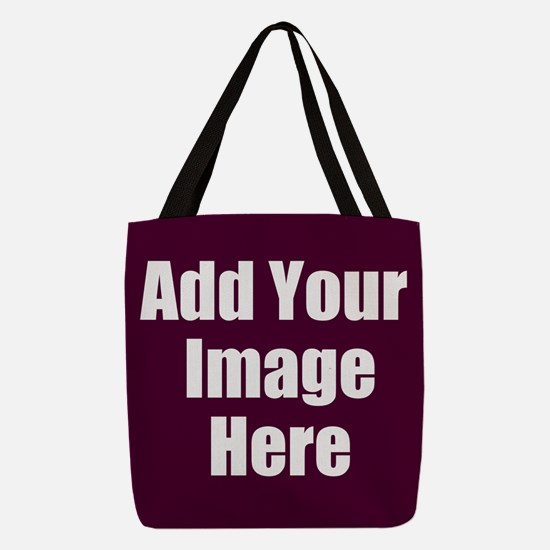 Add Your Image Here Polyester Tote Bag