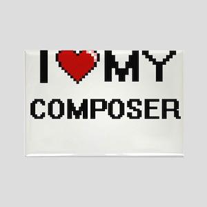 I love my Composer Magnets