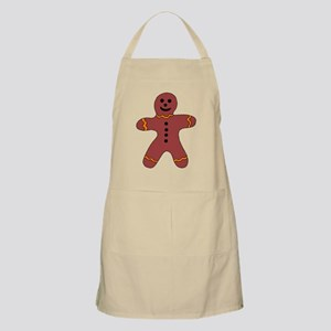 Ginger Bread Man Apron