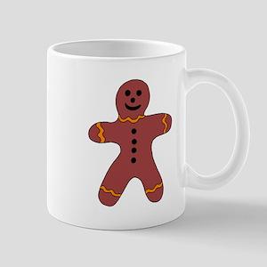Ginger Bread Man Mugs