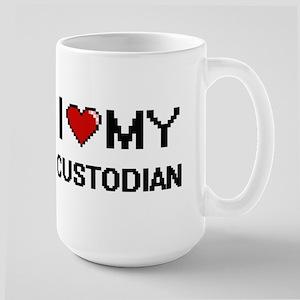 I love my Custodian Mugs