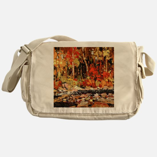 Tom Thomson - The Brook Messenger Bag