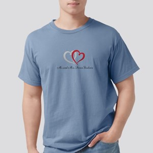 Hearts and Names to Personalize T-Shirt