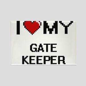 I love my Gate Keeper Magnets