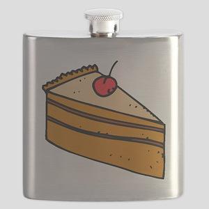 Cheesecake Flask