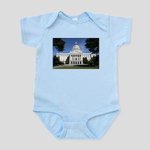 Capitol in Sacramento Body Suit