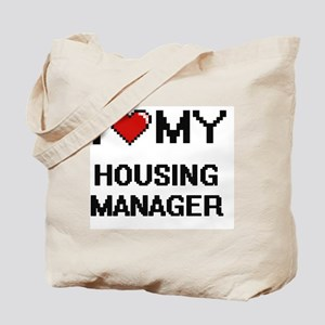 I love my Housing Manager Tote Bag