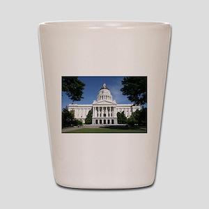Capitol in Sacramento Shot Glass
