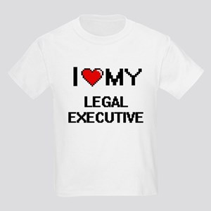I love my Legal Executive T-Shirt