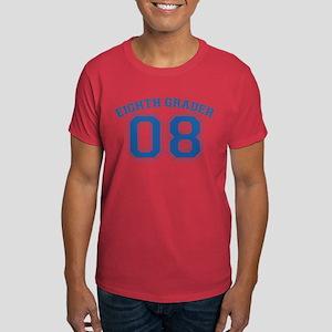 Eighth Grader 08 Dark T-Shirt