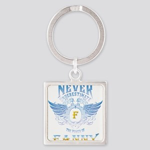 never underestimate the power of Fanny Keychains