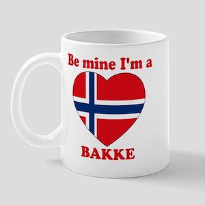 Bakke, Valentine's Day Mug