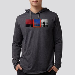 ROTHKO 2 PAINTS AND SELF Long Sleeve T-Shirt