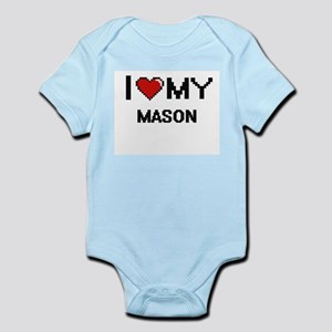 I love my Mason Body Suit