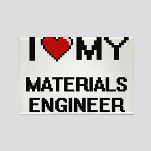 I love my Materials Engineer Magnets
