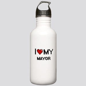 I love my Mayor Stainless Water Bottle 1.0L