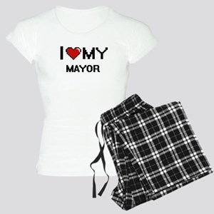 I love my Mayor Women's Light Pajamas