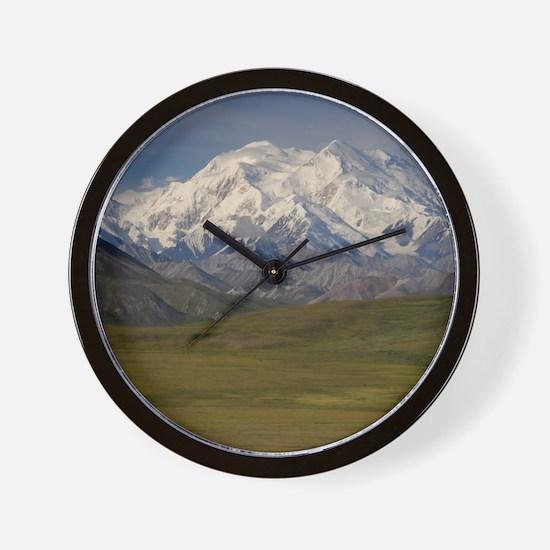 Denali Wall Clock