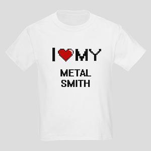 I love my Metal Smith T-Shirt