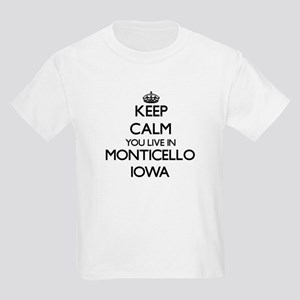 Keep calm you live in Monticell T-Shirt