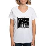 Tonecaster Women's V-Neck T-Shirt