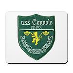 USS CONNOLE Mousepad