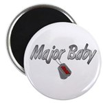 Army Major Baby ver2 Magnet