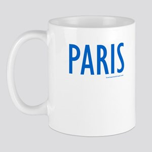 PARIS (Blue) - Mug