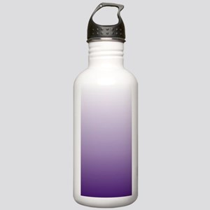 modern purple ombre Stainless Water Bottle 1.0L