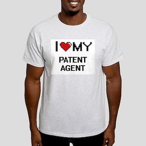 I love my Patent Agent T-Shirt