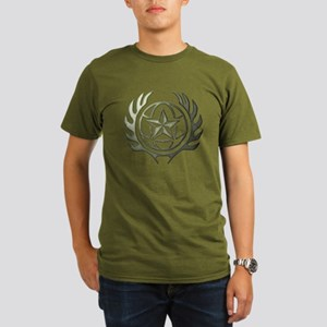 MKX Faction Special Forces Organic Men's Dark T-Sh